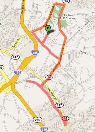 The 12.1 Mile Unplanned Route